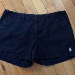 Ralph Lauren Sport Size 4 Navy Shorts